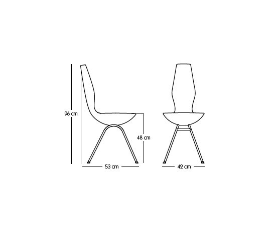 Date™ by Variér Furniture | Restaurant chairs