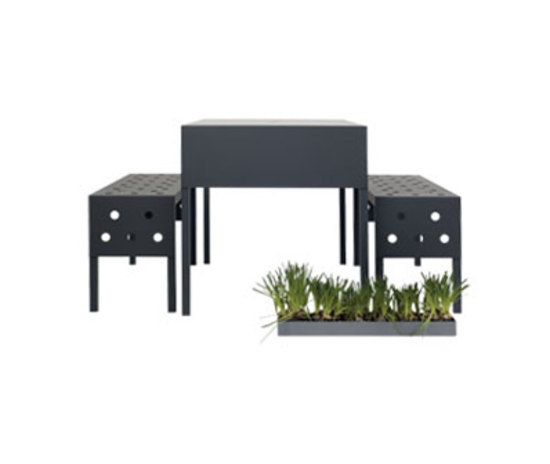 Bench Air Outdoor by ASPLUND | Garden benches