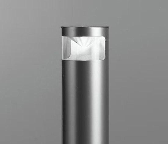 Nybro bollard by ZERO | Bollard lights