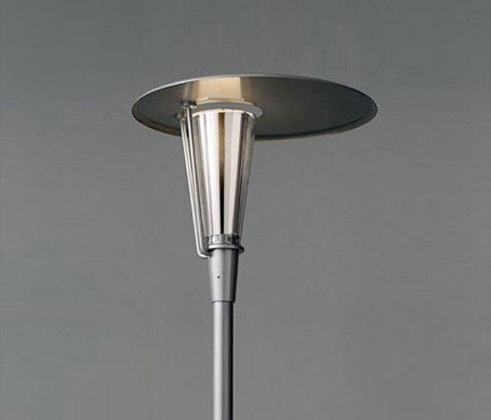 Colonn pole fixture de ZERO | Luminaires pour zones piétonnes