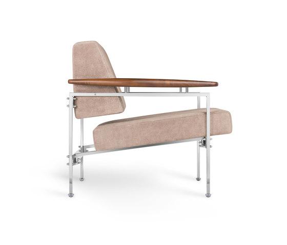 Beto armchair by LinBrasil | Armchairs