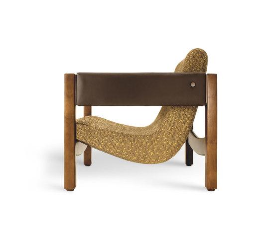 Jimi armchair de LinBrasil | Sillones