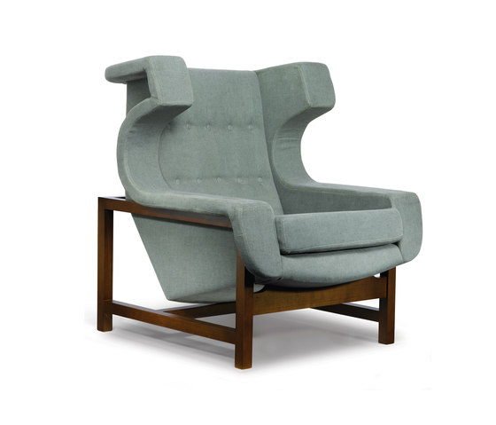 Voltaire armchair by LinBrasil | Armchairs