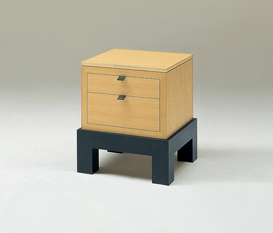 Cubis nightstand by Conde House | Night stands
