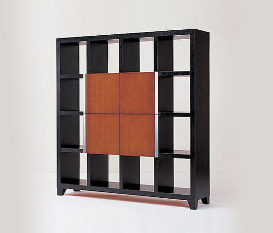 Shoji bookcase by Conde House | Shelving systems