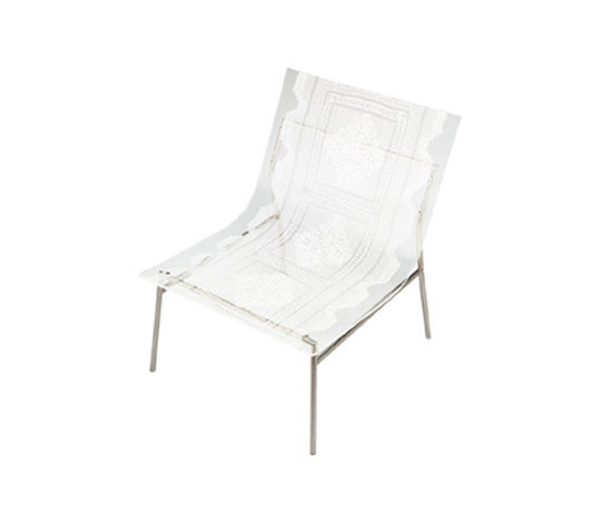 Rendeira lounge chair by Decameron Design | Armchairs