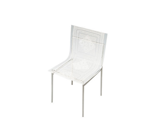 Rendeira chair di Decameron Design | Sedie