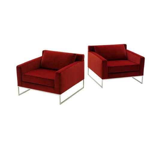 Stay armchair by Decameron Design   Armchairs