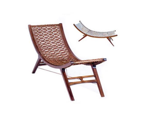 Hamaca beach chair by EM2 Design | Chaise longues