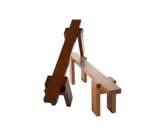 Cachorrinho by Barauna | Upholstered benches
