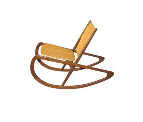 Mäder Rocking Chair de Mendes-Hirth | Sillones