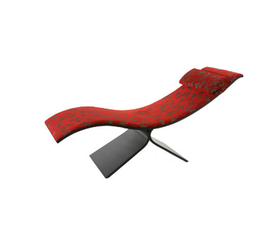 Paso Doble by Sergio Fahrer Design | Chaise longues