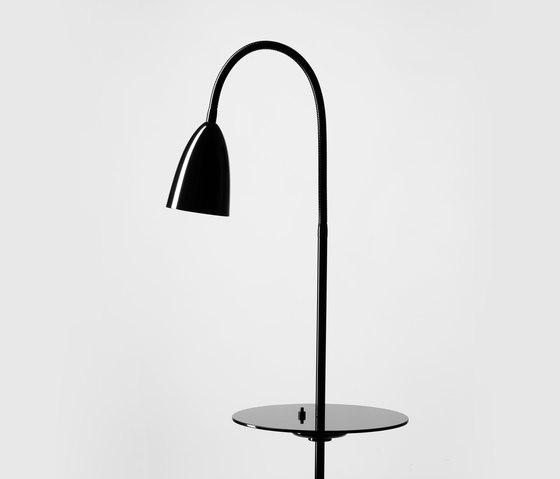 Arkipelag floor lamp w table de RUBEN LIGHTING | Iluminación general