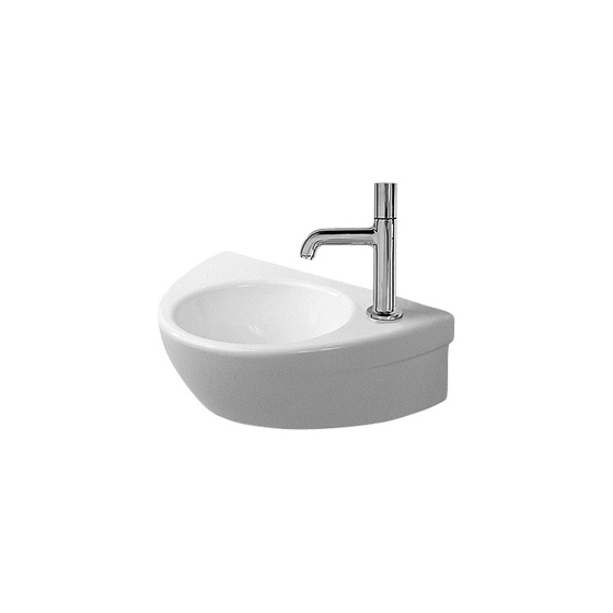 Starck 2 - Handrinse basin by DURAVIT | Wash basins