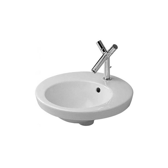 Starck 2 - Countertop basin by DURAVIT | Wash basins