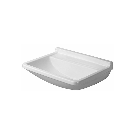Starck 3 - Washbasin Med by DURAVIT | Wash basins
