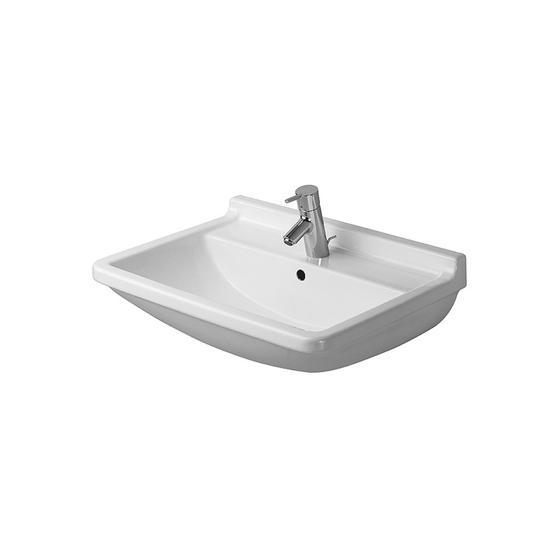 Starck 3 - Washbasin by DURAVIT | Wash basins