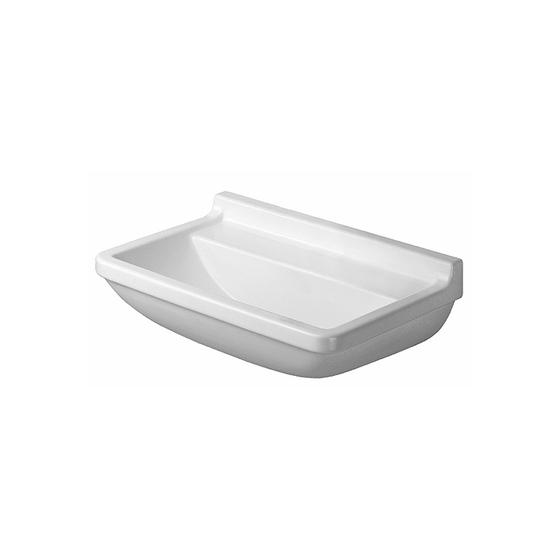 Starck 3 - Washbasin compact Med by DURAVIT | Wash basins