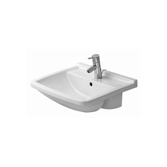 Starck 3 - Vasque à encastrer de DURAVIT | Lavabos