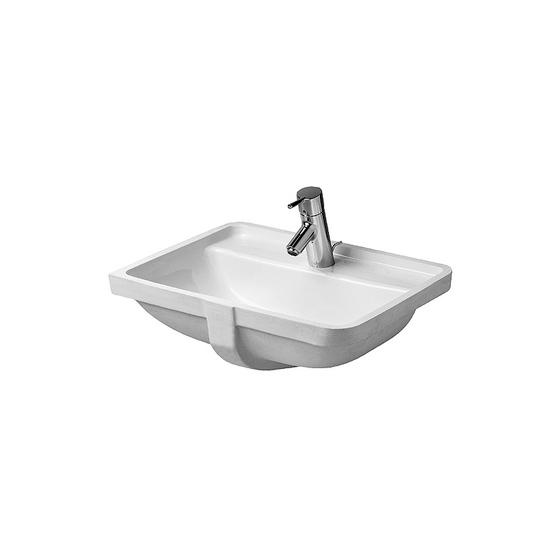 Starck 3 - Countertop basin by DURAVIT | Wash basins