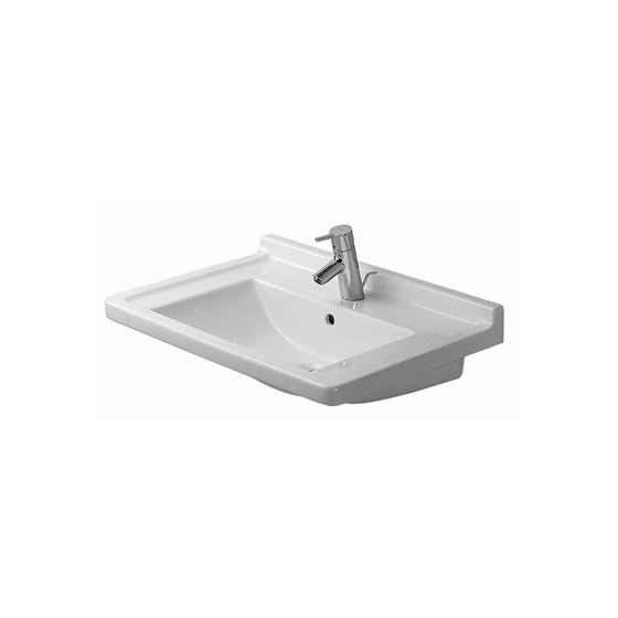 Starck 3 - Washbasin by DURAVIT | Wash basins
