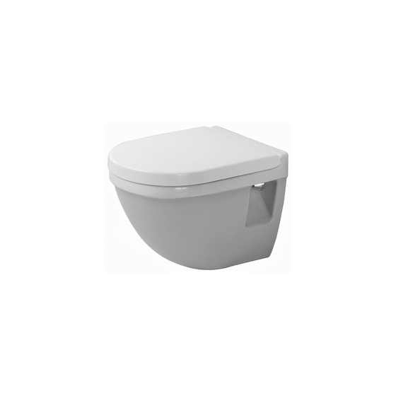 Starck 3 - Toilet Compact by DURAVIT | Toilets