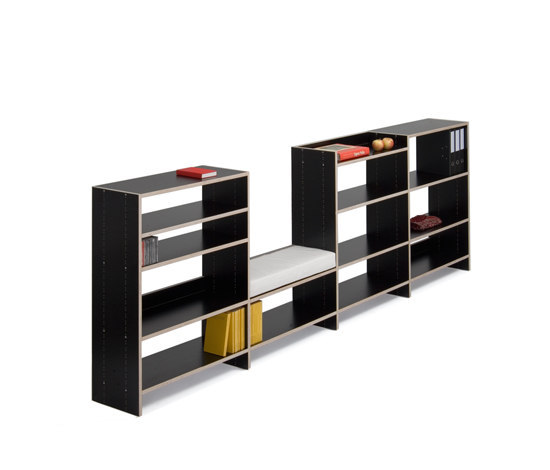 harold book shelf by maude | Room dividers