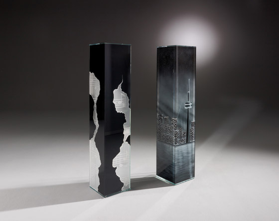 Cube Art by Dreieck Design | CD racks