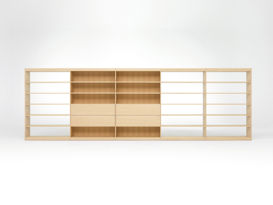L-serie L148* by Pastoe | Office shelving systems