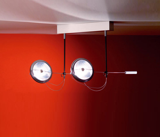 absolut spotlight Ceiling light by Absolut Lighting | Ceiling-mounted spotlights