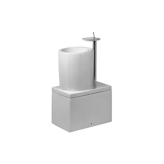 Starck X - Lavabo de DURAVIT | Meubles lavabos