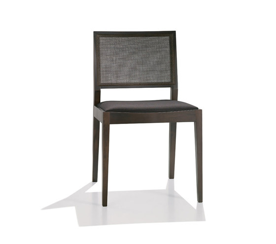 Manila SI 2108 by Andreu World | Restaurant chairs
