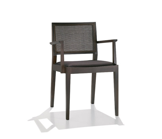 Manila SO 2109 by Andreu World | Restaurant chairs