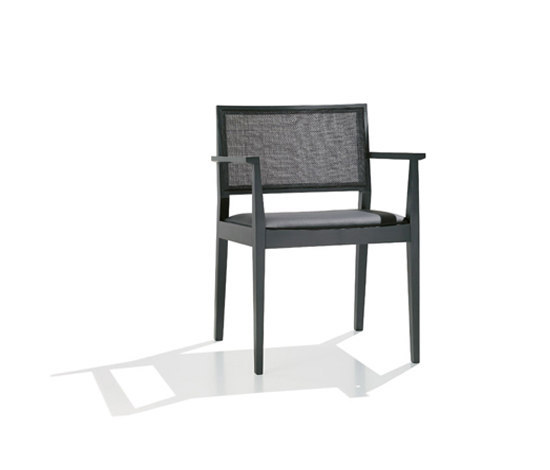 Manila SO 2133 by Andreu World | Restaurant chairs