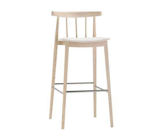 Smile BQ 0328 by Andreu World | Bar stools