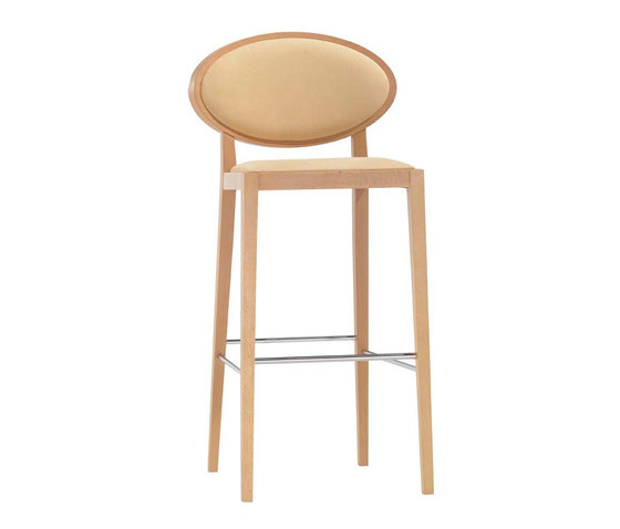 Zarina BQ 1722 by Andreu World | Bar stools