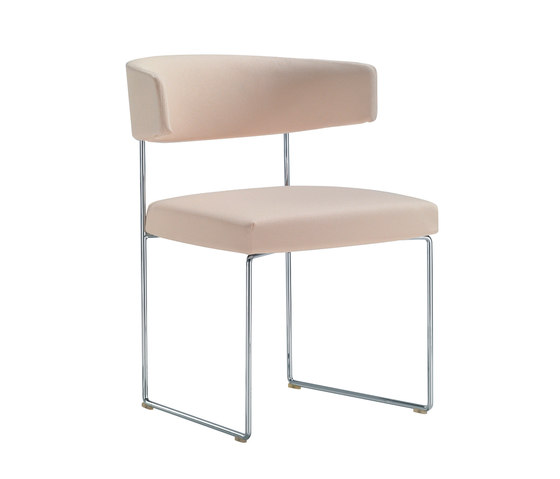 Tauro SO 4200 by Andreu World | Visitors chairs / Side chairs