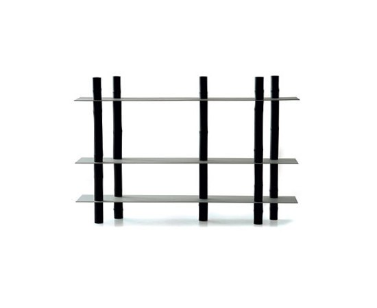 Black 172 3 by Gervasoni | Shelving