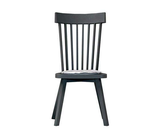 Gray 21 by Gervasoni | Restaurant chairs