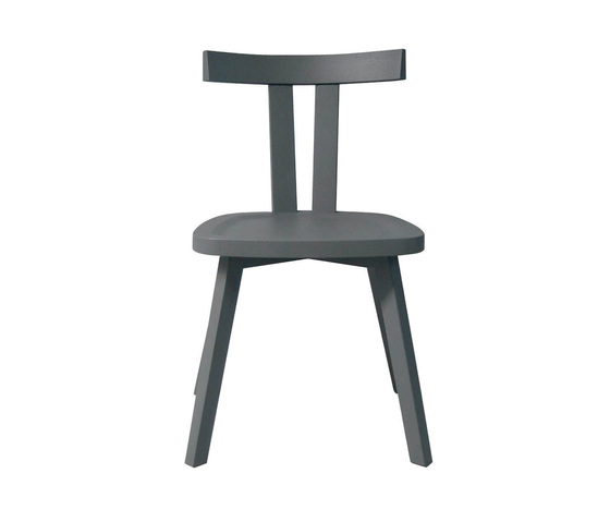 Gray 23 by Gervasoni | Restaurant chairs