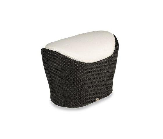Venezia Footrest by KETTAL | Garden stools