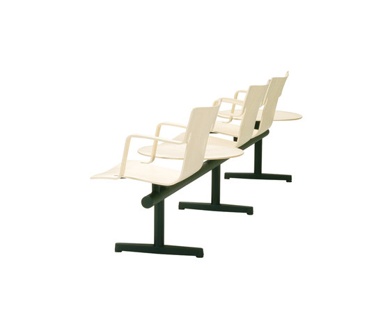 Corpus Beam Seating by Lammhults | Beam / traverse seating