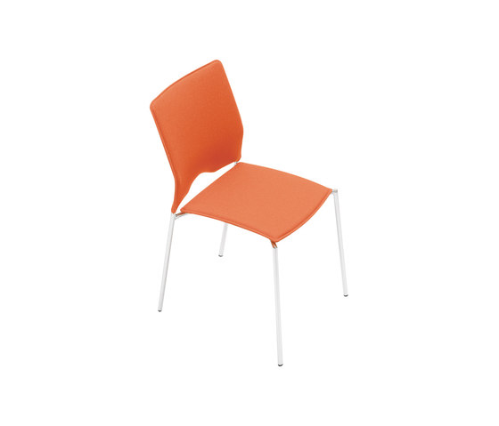 Cosmos Chair by Lammhults | Visitors chairs / Side chairs