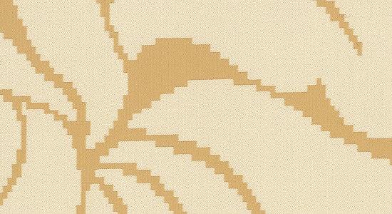 Ajanta di Création Baumann | Tessuti per pareti