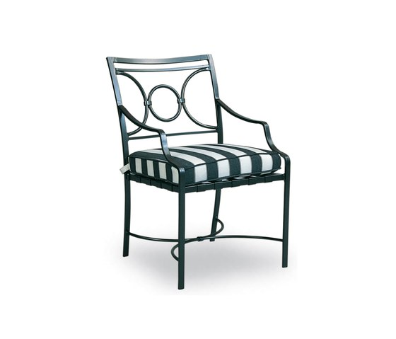 Barcelona Dining Armchair by KETTAL | Garden chairs