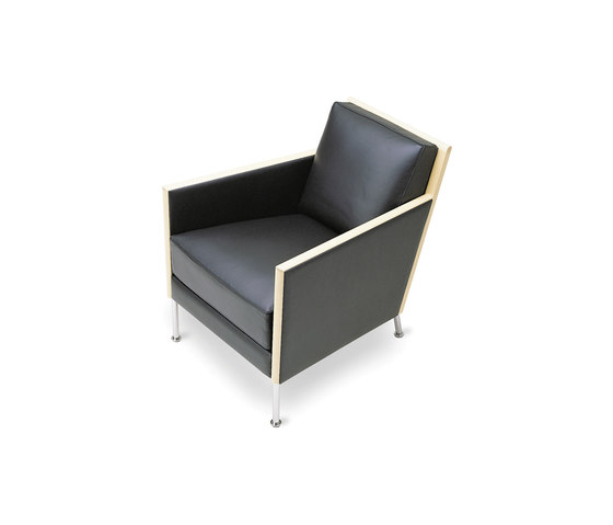 Casino Easy Chair by Lammhults | Lounge chairs