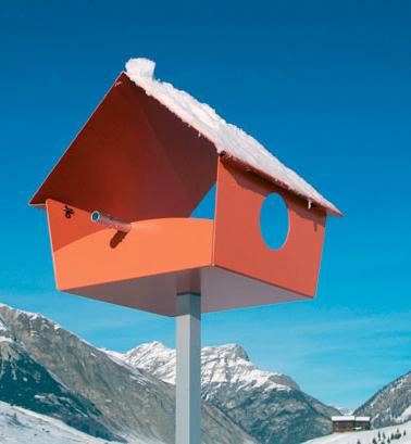 piepshow xxl von Radius Design | Vogelhäuschen