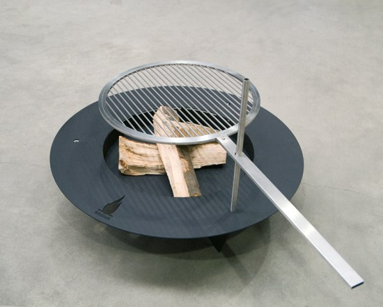 fireplate de Radius Design | Barbecues