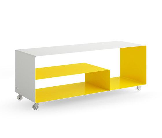 Mobile Line R 111N Sideboard de Müller Möbelfabrikation | Carritos multimedia