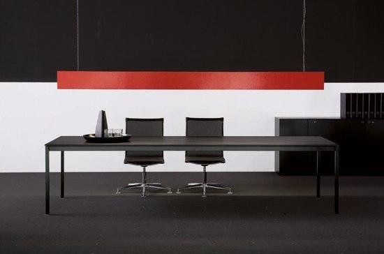 BiancoNero by Fantoni | Individual desks